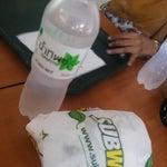 Nice airport. Had a tuna sandwich and mineral water at subway. Itu je yang boleh dimakan.