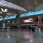 Terminal 3 is dedicated for Qantas domestic flights. It has an ambience of a shopping mall and not as crowded as Terminal 2.