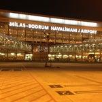 Milas ve Bodrum için çok önemli hem iş hemde prestij kaynağı. Gelecek ve gidecek yolcular için personeliyle 7/24 hizmette.