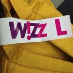 на рейсы wizzair регистрируйтесь on-line и не забудьте распечатать посадочный! иначе на стойке регистрации обдерут по 360 гривен за человека!