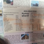 Basic Konkani language tips for you if you're boarding from other state/ overseas.