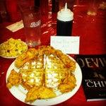 Mr Wonderful's Chicken & Waffles