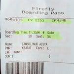 Dah ada flight ipoh-johor bahru. Yeayyy!! Bye2 ipoh, nnti jumpa lg kita dh bole slalu balik 👍👍👍👍