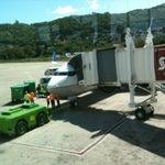 Buen Aeropuerto poco viejo pero todo funciona OK además el Duty Free tiene muy buenos precios! Good airport a bit old, but everything works OK! and the Duty Free has very good prices! Good Travel :)
