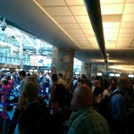 Crazy long waiting at arrivals, this is the biggest problem at Vancouver airport. Waited over 1.5 hours to get pass it and found no suitcases .