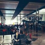 Очень уютный и очень многолюдный аэропорт! Дьютифри есть даже на прилёте!!!;)))