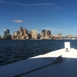 Take the water taxi from downtown for a great Boston skyline view, but give yourself time for the shuttle...