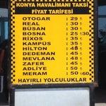 Taksi tarifesi..taxi far..