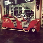 Excellent Christmas Transport buggy :)