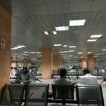 مطار غير مزدحم.. ثلاث رحلات دولية (الدوحة - الرياض - جدة) وثلاث رحلات داخلية للقاهرة..