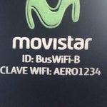 Los buses de aeroservicios son de primera y cuentan con wifi. Presenta tu pase de abordar de lan y recibe descuento de dos dólares.