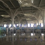 I think it's the best airport at Saudi Arabia .. I visit Dammam, riyadh and Jeddah.. I can't compare this super airport with them! Looks New, clean, neat and well organised!
