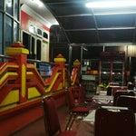 Foto Vila Merah Sarangan, Magetan