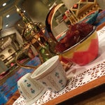 Try jedr wa malas, good Arabic coffee ...