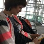 Не поганий аеропорт, правда мало рейсів в день, проте є безкоштовний wifi