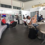 La sala VIP del aeropuerto Palonegro