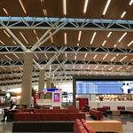 Nice new terminal wow.