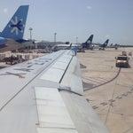 Que les puedo decir amo la aviación y este es sin duda uno de los mejores aeropuertos de México y el segundo de tamaño y tráfico aéreo. Pasen a desayunar al Bubba Gump, antes de su vuelo.