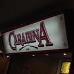 La sopa de tortilla el restaurante Carabina dentro de las salas de abordar es muy buena, la comida en general es buena