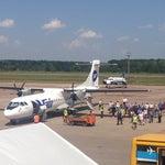 Вполне быстро разгрузили пассажиров)))))