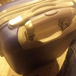 Control de maletas super rápido y con bastante personal...