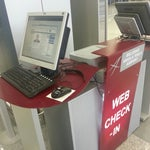 Халявный инет на чек ине. Have found free internet on web check in desk.