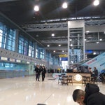 Comfortable airport, a lot of cosy coffee shops with attractive price.