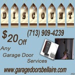 Garage Doors Bellaire TX