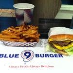 Blue 9 Burger