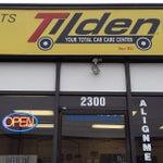 Tilden Car Care Center