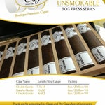 Don't forget to get some Erez Cigars at the Duty Free Shop....