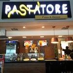 Uma boa pasta pode ser degustada aqui na pastore do aeroporto de Recife