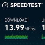 free WiFi with decent speed...