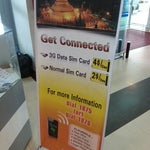 You can now rent data enabled SIM card as well. The deposit is $100 in cash.