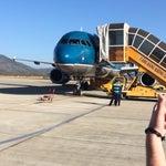 Летели из Далата в Хошимин Вьетнамскими авиалиниями, в самолете удобные кресла, да и в остальном все в норме!