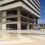 Edificio Sede del IAAIM entre el Aeropuerto Nacional y el Internacional