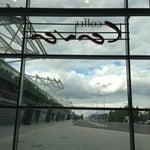 На удивление милый, чистый, модернизированый аэропорт! Очень вежливый персонал и вкусный капучино!:) ставлю Лайк с плюсом:)