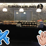 Turkish Airlines/Star Alliance CIP lounge is very comfortable with good food offered.