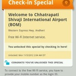 Unlocked a special. Are you kidding me! You can't access free Wifi in Indian airports without a mobile phone.