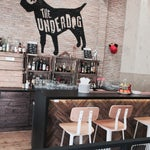 """When in Athens visit """"The Underdog"""" in Thissio. It is an alternative Cocktail Bar that also serves the most updated and specialized beer selection plus Speciality coffees made from World champions!!"""