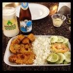 Existe comida a bom custo benefício no mundo dos aeroportos!!! Comida excelente e relativamente barata no Muiraquitã (só tem que ter tempo pra esperar chegar).