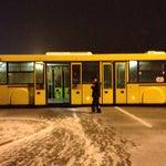 Христопродавцы-водители автобусов перед международным терминалом прилета открывают ОДНУ дверь из трех - среднюю. Учтите, если хотите быстрее пройти контроль.