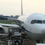第一ターミナル。ローカル線のターミナルです。