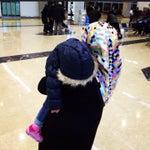 Bizde kuzen çok olmayabilir ama kuzen çocuğu çok Istanbula dönüş kucakta Nil ✈️💕👑💕👼