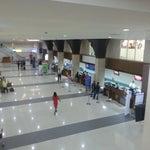 Modern little airport