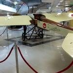 Historico Avion de nuestro aviador Silvio Pettirossi.