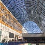 Aeroporto bem conservado e muito organizado!!!! Educação que falta em muitos lugares no Brasil, parabéns gauchos! ****