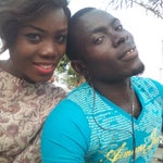 With my Queen Mojisola Odutayo.