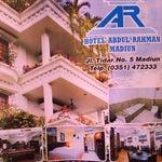 Foto Hotel Abdul Rahman, Madiun