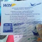 Transvip  me cobró 5,5 Lucas por los 15km del depto al aeropuerto SCL (Stgo. de Chile). Acá pago 4 lucas por 1,5km entre el el aeropuerto CCP y mi pega (que queda al lado) #Welcome To Concepción...
